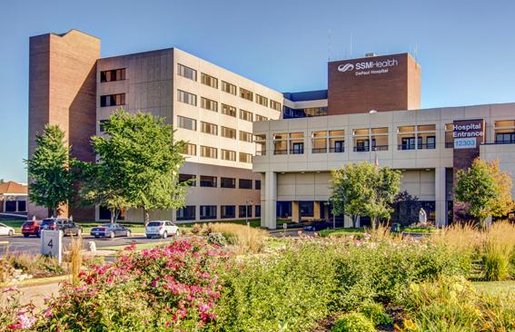 Ssm Health Depaul Hospital St Louis Ssm Health