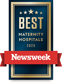 Newsweek Best Maternity Hospital 2020