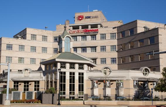 Cardinal Glennon Children's Hospital | SSM Health
