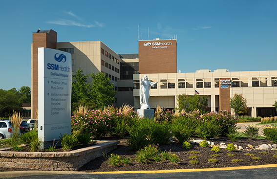 Depaul Hospital St Louis Ssm Health