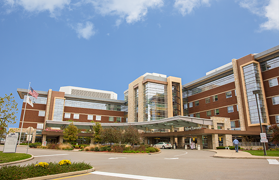 SSM Health Good Samaritan Hospital, Mr. Vernon, Illinois