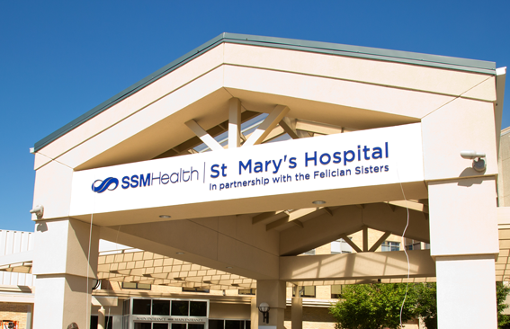 SSM Health St. Mary's Hospital, Centralia, Illinois