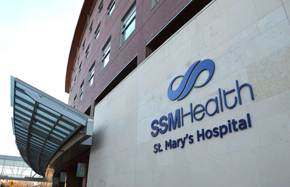 SSM Health St. Mary's Hospital – Madison