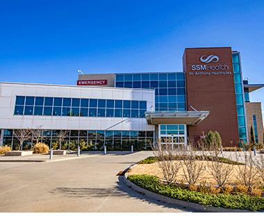 SSM Health Bone & Joint South Oklahoma City   SSM Health